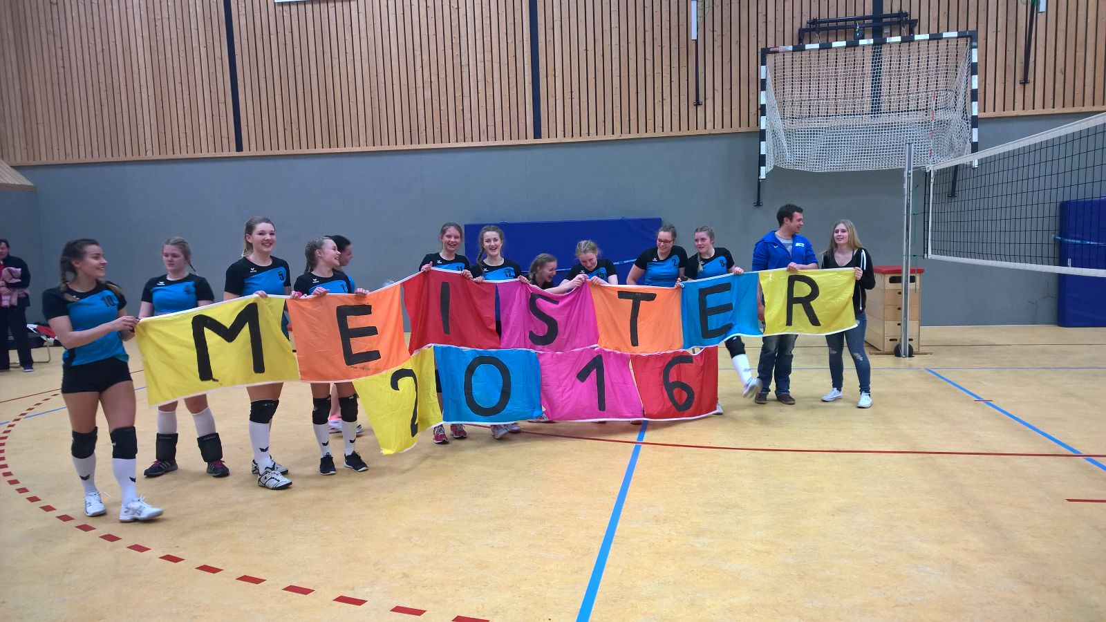 4-Damen Meister 2016